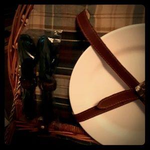 Other - Brand new vintage Picnic basket